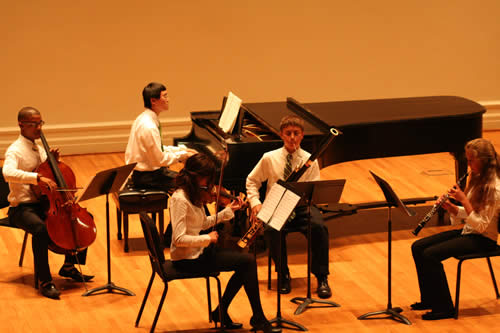 Student Chamber Musicians