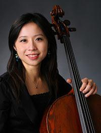 Cellist Ru-Pei Yeh